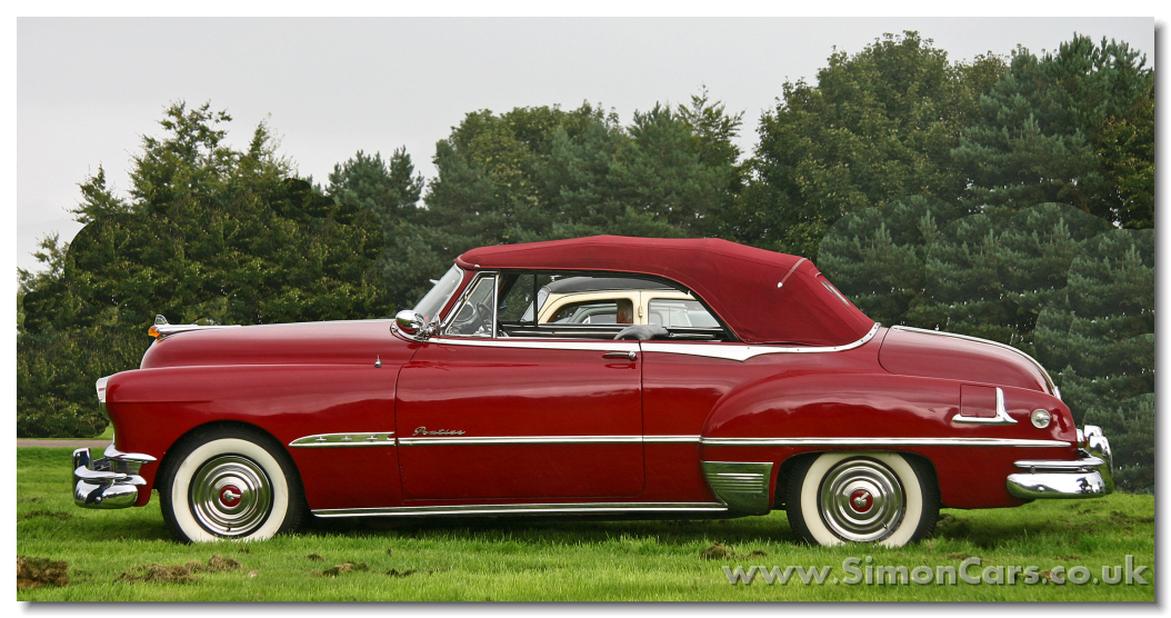 Simon Cars Pontiac Chieftain 1949
