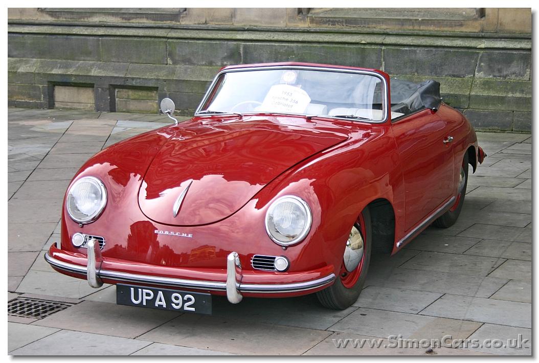 Simon Cars Porsche 356