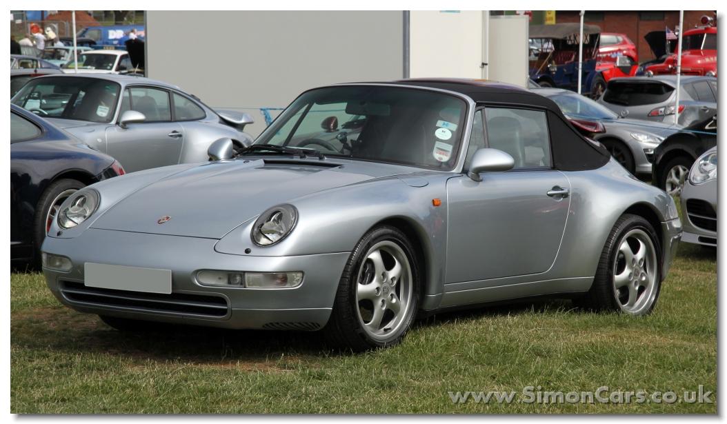 Simon Cars Porsche 993