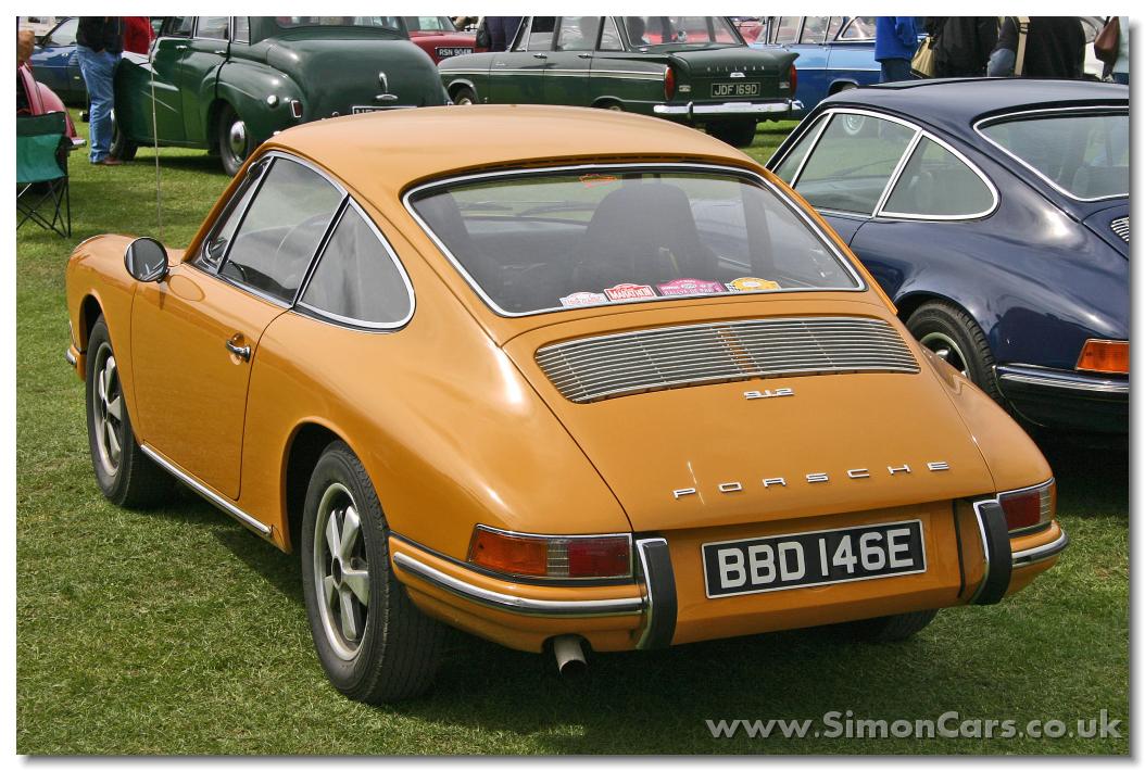 Simon Cars Porsche 912