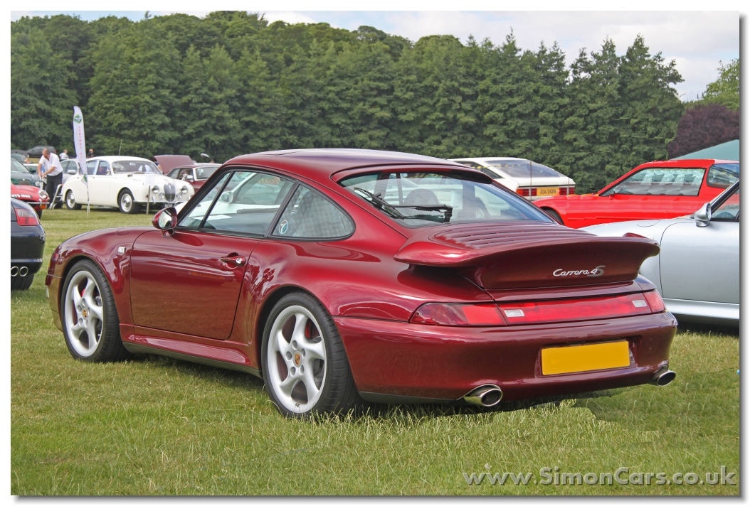 Simon Cars Porsche 993