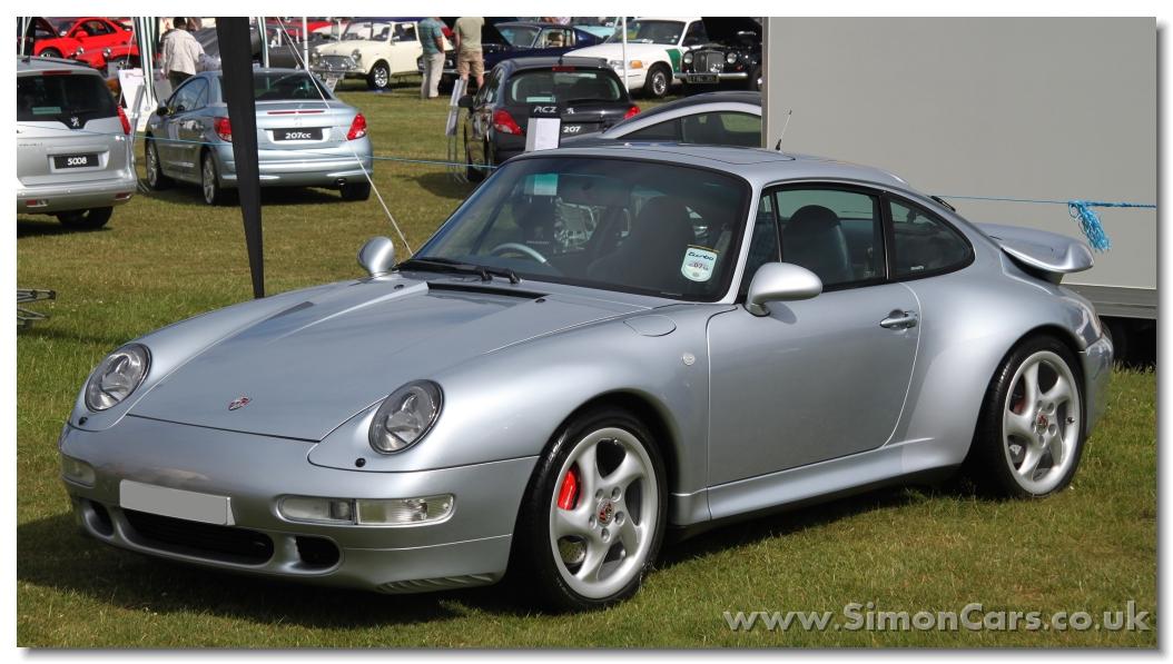 Porsche 993 Turbo Front