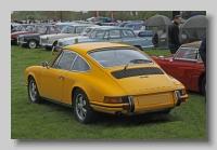 Porsche 911 1969 E rear