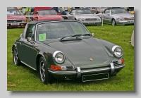 Porsche 911 1969 T Targa front