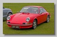 Porsche 911 1969 T front