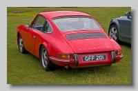 Porsche 911 1969 T rear