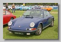 Porsche 911 1970 E 2-2 front
