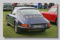 Porsche 911 1970 E 2-2 rear