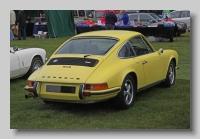 Porsche 911 1972 S 2-4 rear