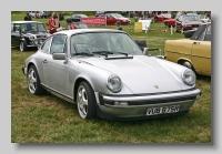 Porsche 911 1976 front