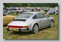 Porsche 911 1976 rear