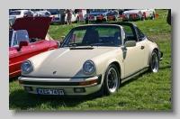 Porsche 911 1981 SC Targa front