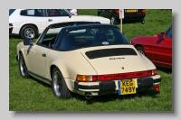 Porsche 911 1981 SC Targa rear