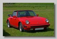 Porsche 911 1982 SC Targa front