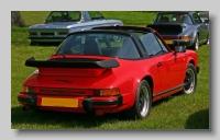 Porsche 911 1982 SC Targa rear