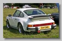 Porsche 911 1984 3-2 Carrera rear