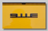 aa_Porsche 911 1969 E badge