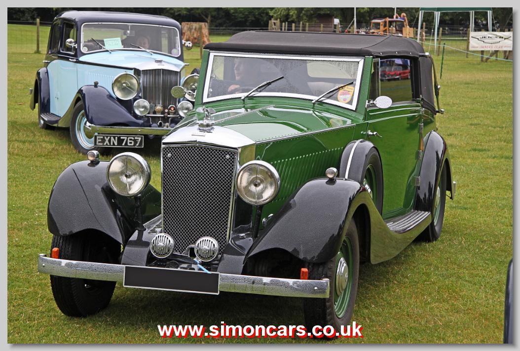 Simon Cars - Coachcraft Ltd - Coachbuilders on British Classic Cars ...