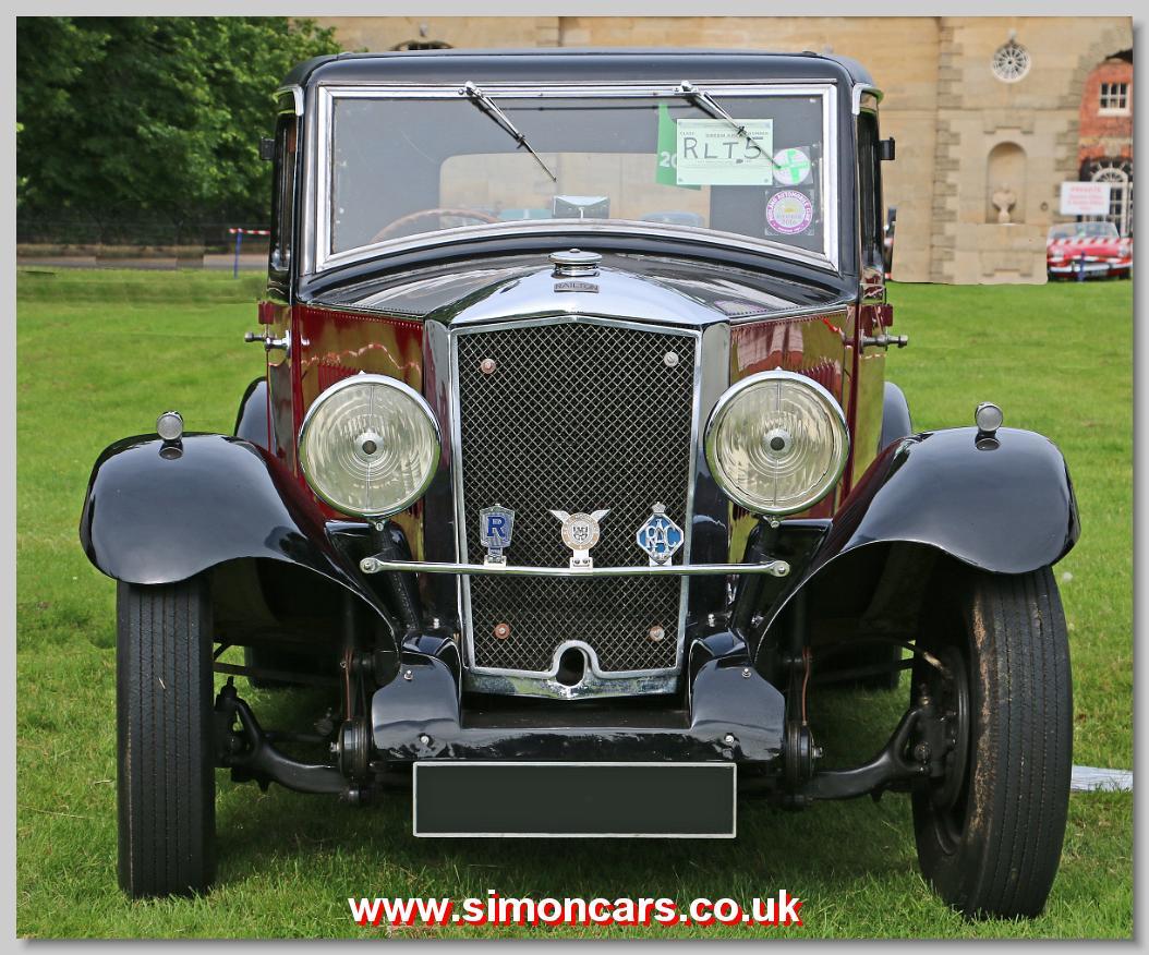 Simon Cars - Railton Cars - British Classic Cars, Historic ...