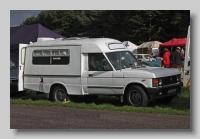 Range Rover 1984 Ambulance front
