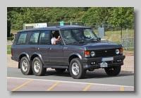 Range Rover 1986 Carmichael Commando