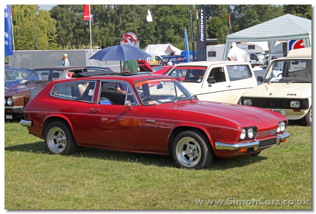 Reliant Scimitar  Datsun France