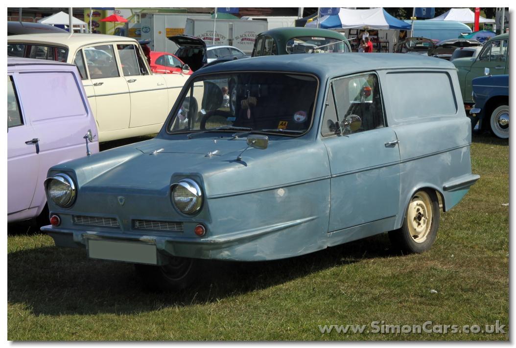 Simon Cars Reliant Regal