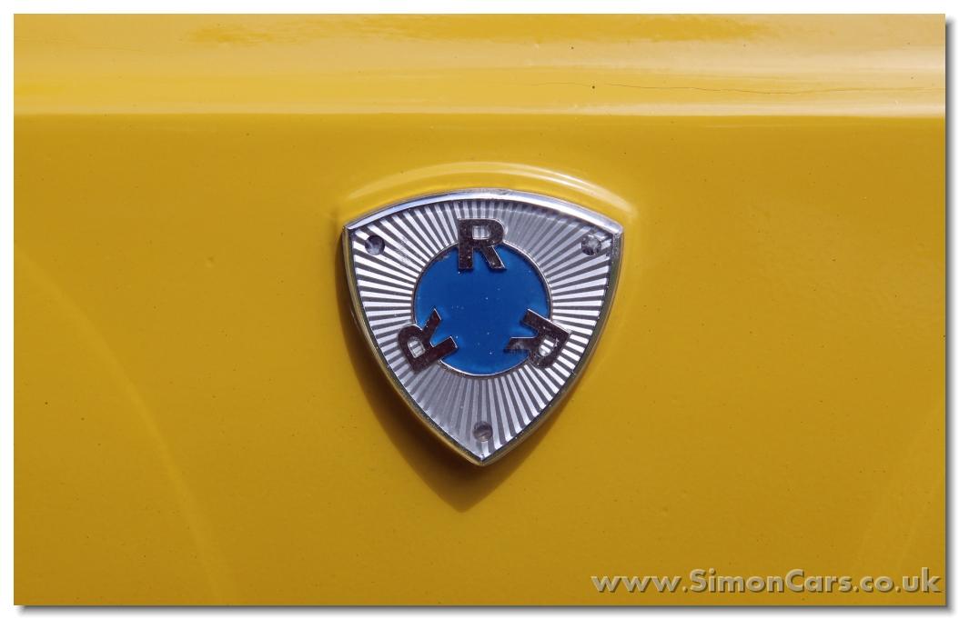 Simon Cars Reliant Cars