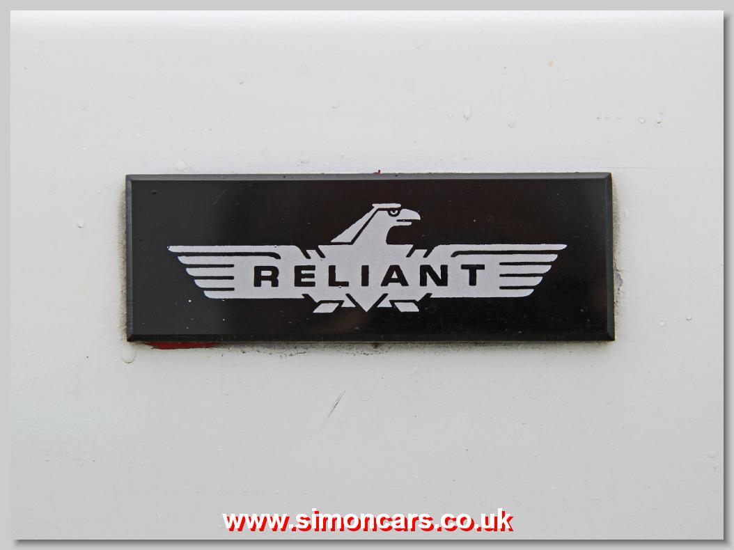 Simon Cars - Reliant Robin