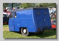 Reliant Regent 1951 rear
