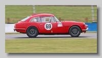 Reliant Sabre Six 1963 race