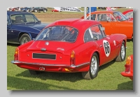 Reliant Sabre Six 1963 rear