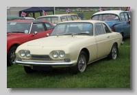 Reliant Scimitar 1965 SE4 front
