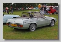 Reliant Scimitar SS1 1600 1989 rear