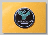 aa_Reliant Sabra 1960 badge