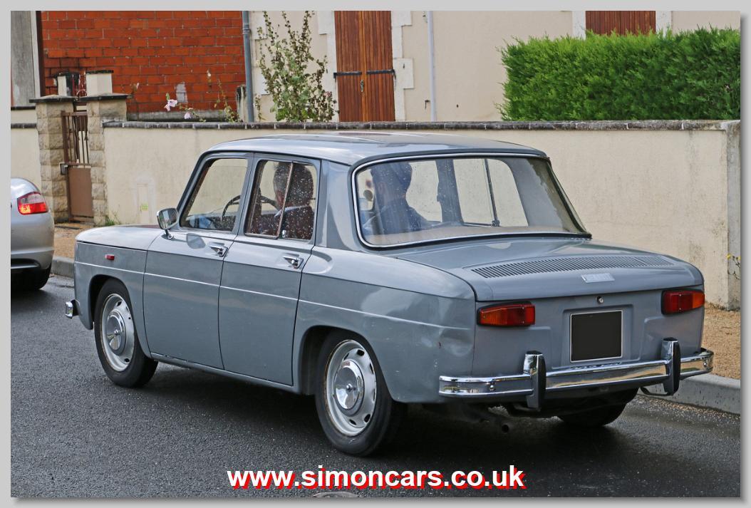 Simon Cars Renault 8