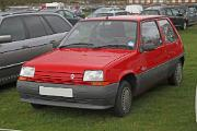 Renault 5 Campus 1975 front