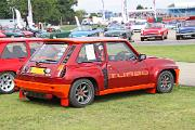 Renault 5 Turbo 1980 rear