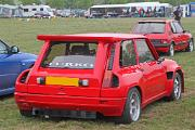 Renault 5 Turbo Maxi rear