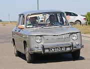 Renault 8 1962 charente