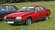 Renault Fuego TX 1982