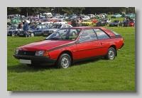 Renault Fuego TL front