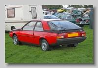 Renault Fuego TL rear