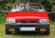 Renault Fuego Turbo 1985