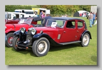 Riley 14-6 1933 Kestrel front