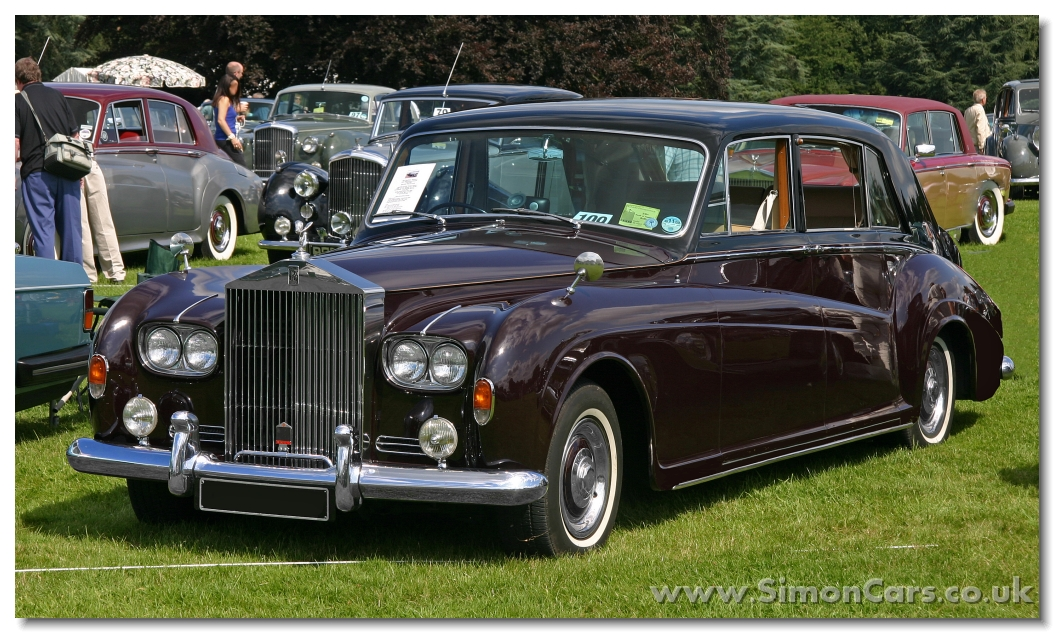 Simon Cars - Rolls-Royce Young J