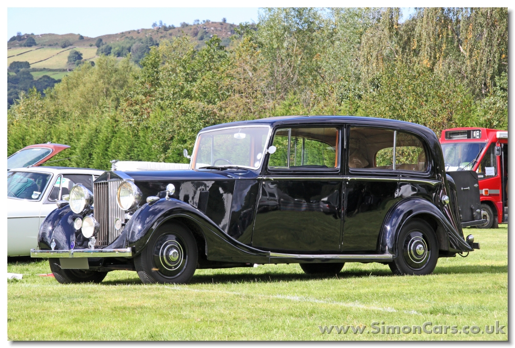 Rolls Royce Wraith 1939 Images amp Pictures Becuo
