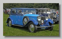 Rolls-Royce 20-25 1930 Windovers Sports front