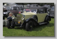 Rolls-Royce 20-25 1930 Windovers front