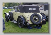Rolls-Royce 20-25 1930 Windovers rear
